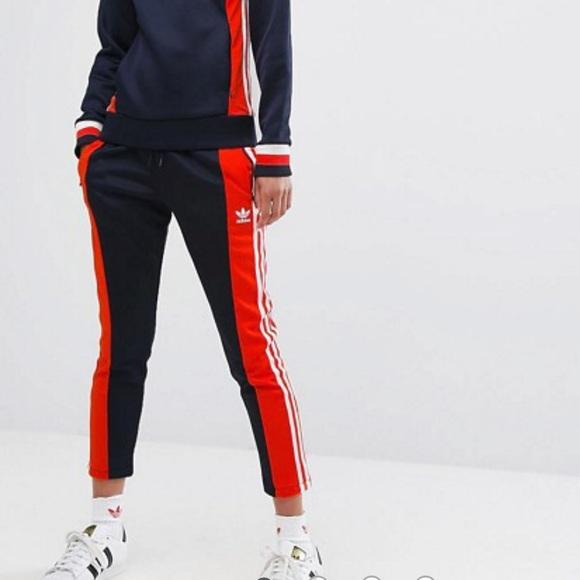aa7568d13be7 Adidas Osaka Track Pants 👖